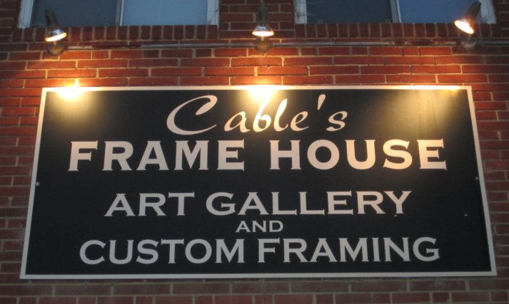 Cable's Frame House , 806 St. Mary's St. , Raleigh, NC, 27605, US